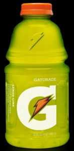 Gatorade redesign on packaging