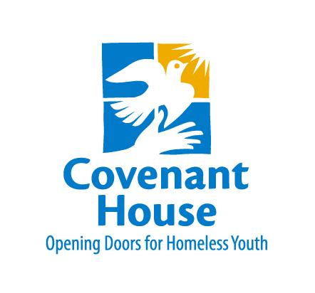 New logo we created with Covenant House