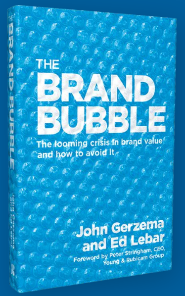 Brand Bubble by Ed Lebar