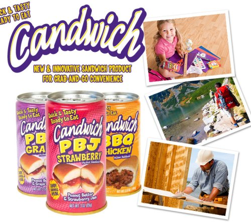 Would you like chips with your Candwich?