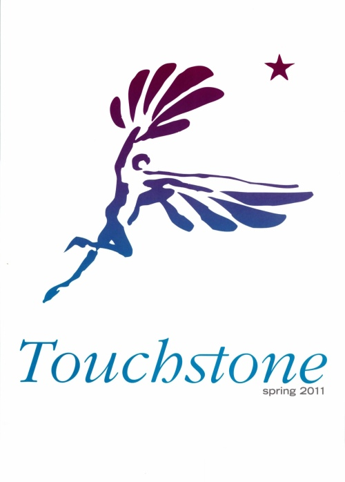 the new Touchstone colophon