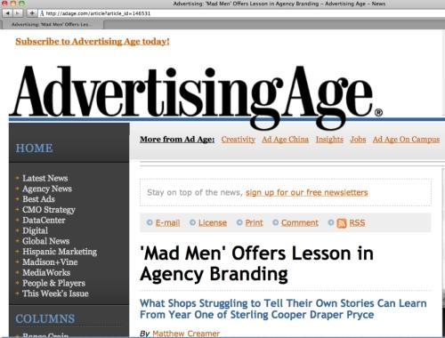Mad Age