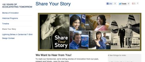 ShareYourStory